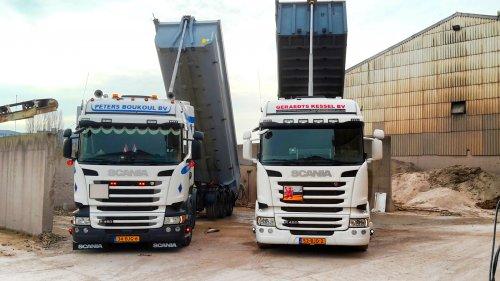 Scania R-serie Streamline, foto van Sieben