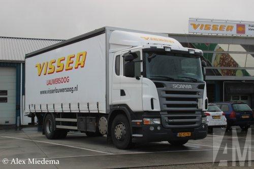 Scania G320, foto van Alex Miedema
