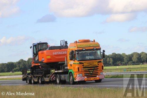 Scania G440, foto van Alex Miedema