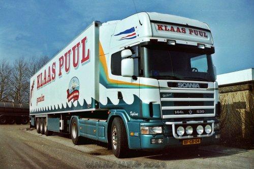 Scania 144, foto van bernard-dijkhuizen