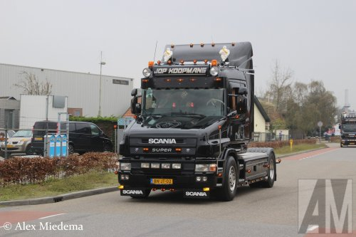Scania T114, foto van Alex Miedema