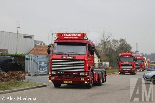 Scania 143, foto van Alex Miedema