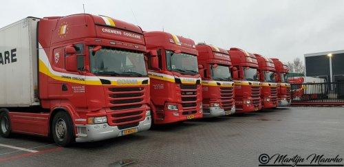 Scania Vrachtwagen, foto van MartijnM71