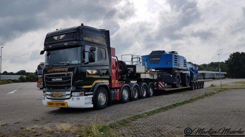 Scania R730, foto van MartijnM71