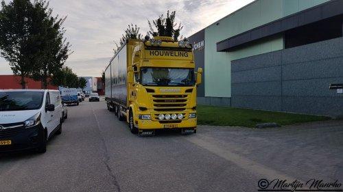 Scania R-serie, foto van MartijnM71