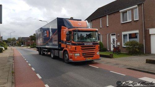 Scania P320, foto van MartijnM71