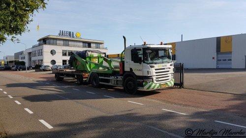 Scania P-serie, foto van MartijnM71