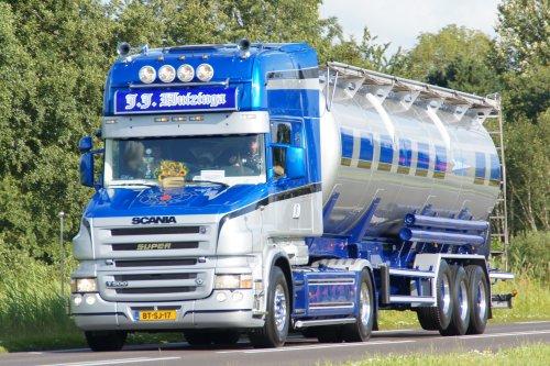 Scania T500 (vrachtwagen), foto van wietze-koopmans