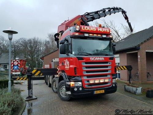Scania R560, foto van MartijnM71