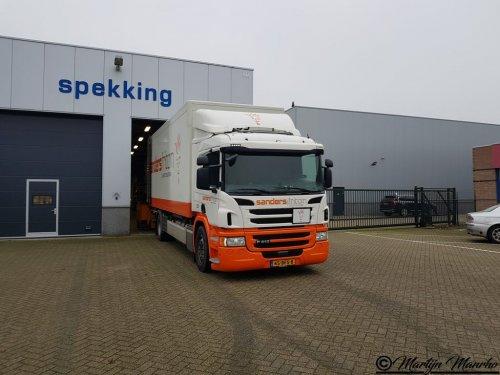 Scania P410, foto van MartijnM71