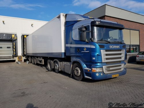 Scania R340, foto van MartijnM71
