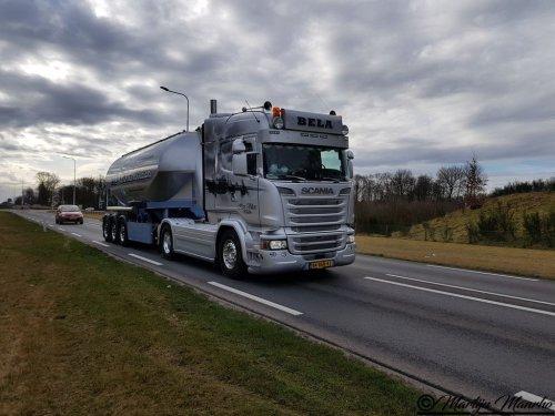 Scania R500, foto van MartijnM71