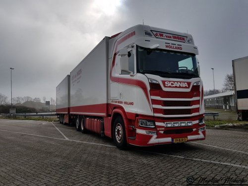 Scania S500, foto van MartijnM71