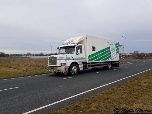 Scania T-serie, foto van MartijnM71