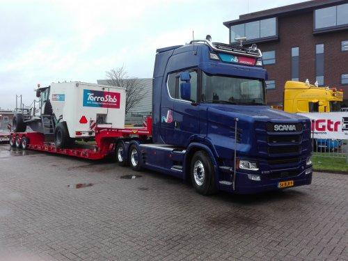 Scania T-serie, foto van coen-ensing