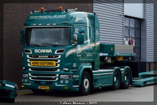 Scania R520, foto van Hans Kramer