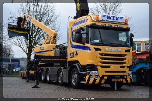 Scania R450, foto van Hans Kramer