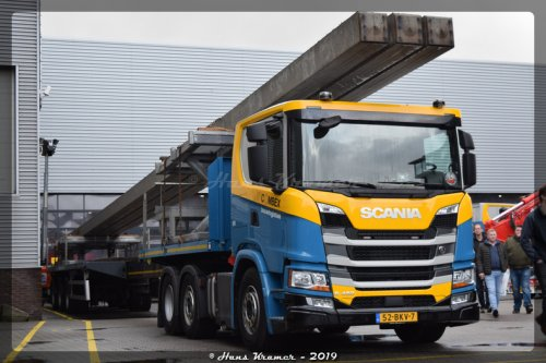 Scania G450, foto van Hans Kramer
