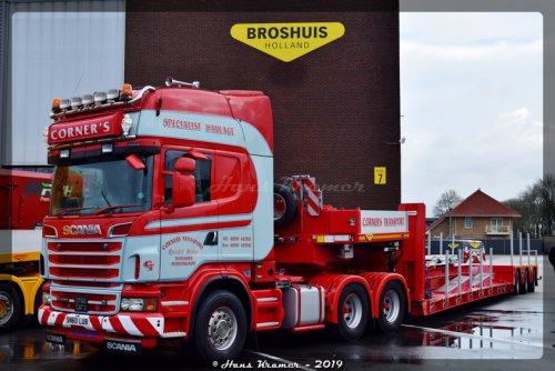 Scania R620, foto van Hans Kramer