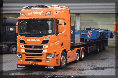 Scania R500 (new), foto van Hans Kramer