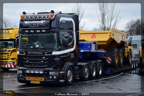 Scania R730, foto van Hans Kramer