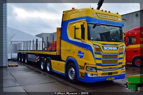 Scania R450 (new), foto van Hans Kramer