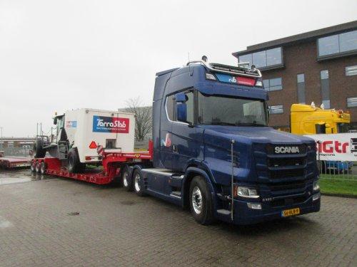 Scania S650T (vrachtwagen), foto van RidgyFive64