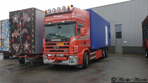 Scania 144, foto van MartijnM71