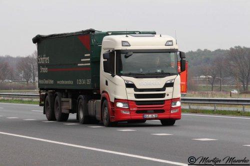 Scania G450, foto van MartijnM71