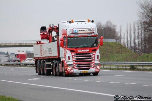 Scania R440, foto van MartijnM71