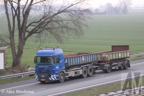 Scania G380, foto van Alex Miedema