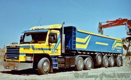 Scania T143, foto van bernard-dijkhuizen