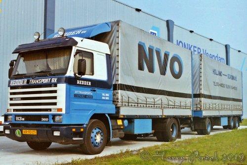 Scania 113, foto van bernard-dijkhuizen