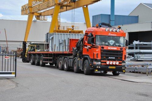 Scania 4-serie, foto van Lucas Ensing