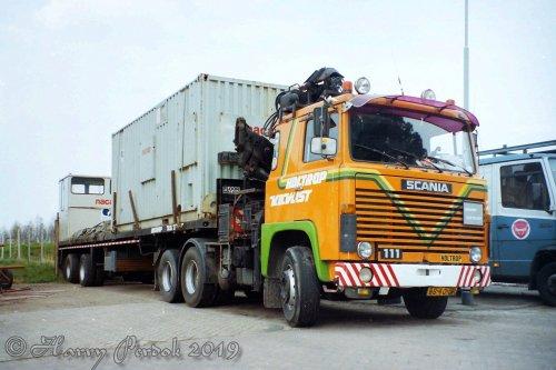 Scania 111, foto van bernard-dijkhuizen