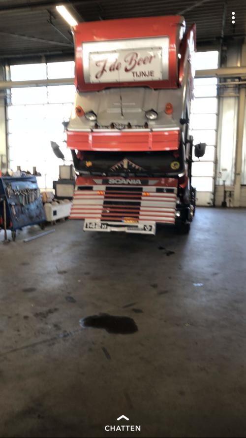 Scania 142, foto van jellehoekstra