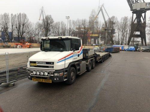 Scania T144, foto van Charlie
