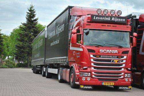 Scania R410, foto van Lucas Ensing