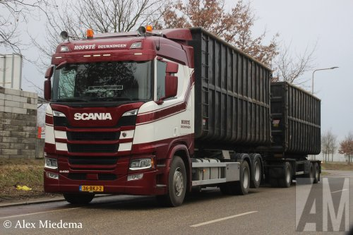 Scania R450 (new), foto van Alex Miedema