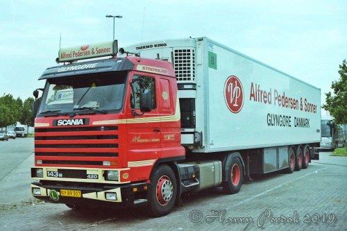Scania 143, foto van bernard-dijkhuizen