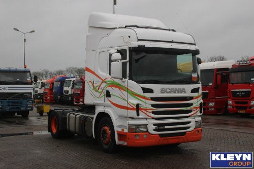Scania G420, foto van Katy Kleyn