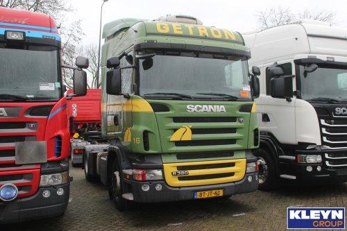 Scania R380, foto van Katy Kleyn