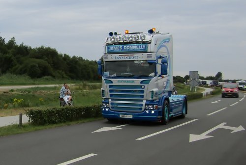 Scania R620, foto van Lucas Ensing