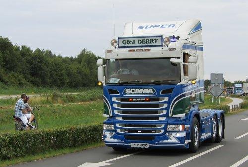 Scania R-serie Streamline, foto van Lucas Ensing