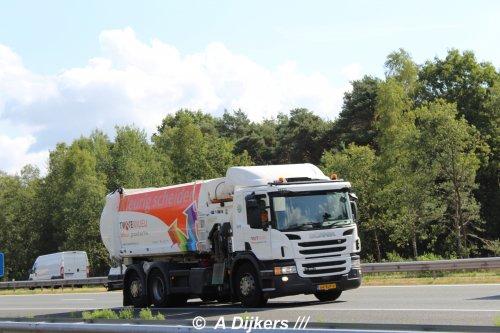 Scania P280, foto van arjan-dijkers