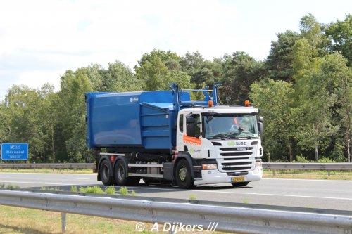 Scania P370, foto van arjan-dijkers