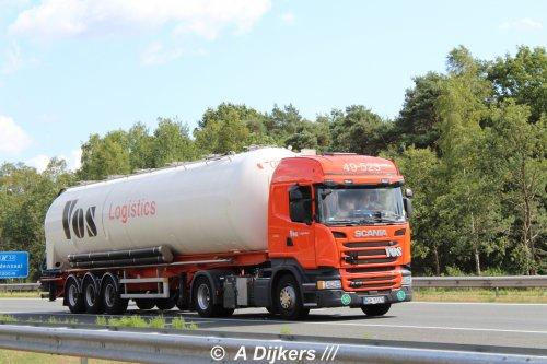 Scania R410, foto van arjan-dijkers