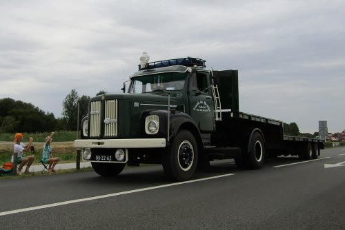 Scania L110 (vrachtwagen), foto van Lucas Ensing