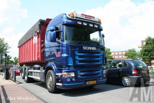 Scania R420, foto van Alex Miedema