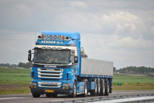 Scania R420, foto van Lucas Ensing